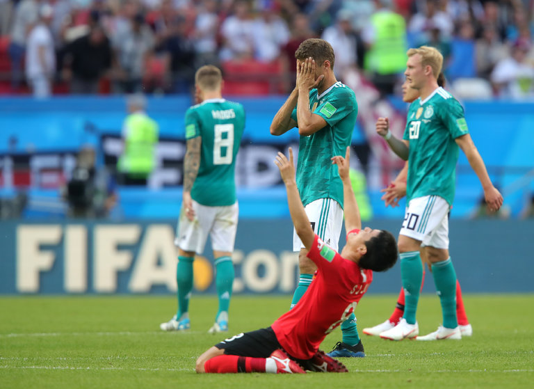 Credit - https://www.nytimes.com/2018/06/27/sports/world-cup/germany-vs-south-korea.html